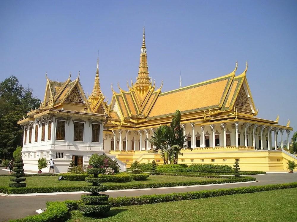 Royale Palace, Cambodia-min