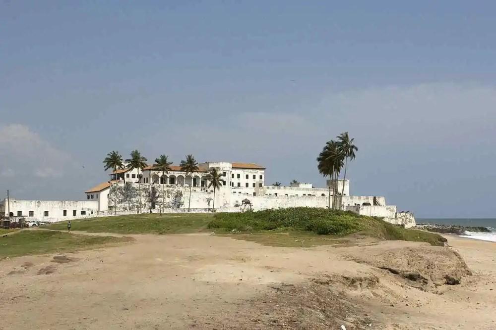Elmina Castle, Ghana