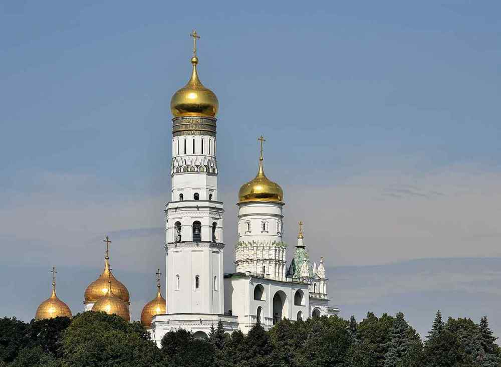 Ivan the Great Bell Tower, Russia