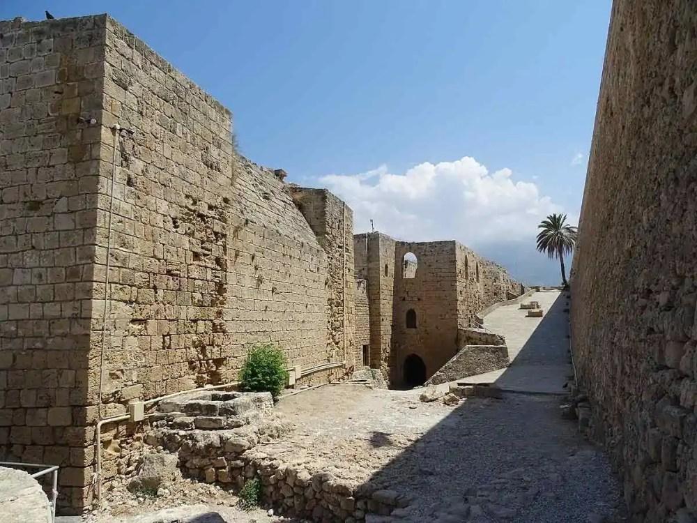 Kyrenia Castle, Cyprus