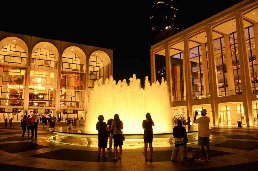 Lincoln Center, New York, New York