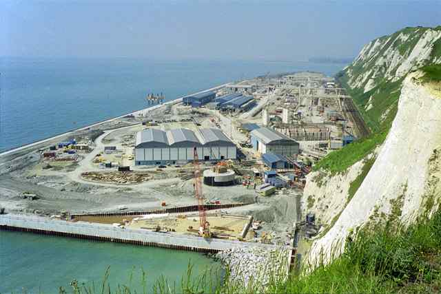 The Channel Tunnel (The Chunnel)