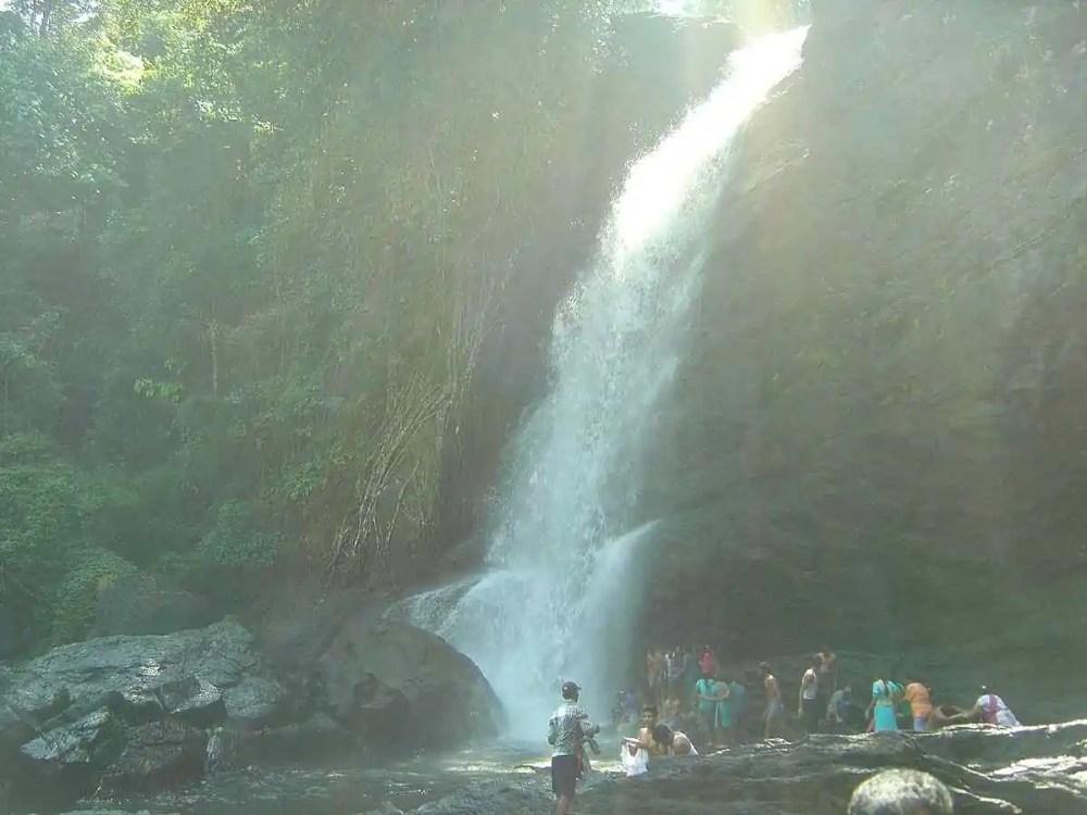 The Para Falls