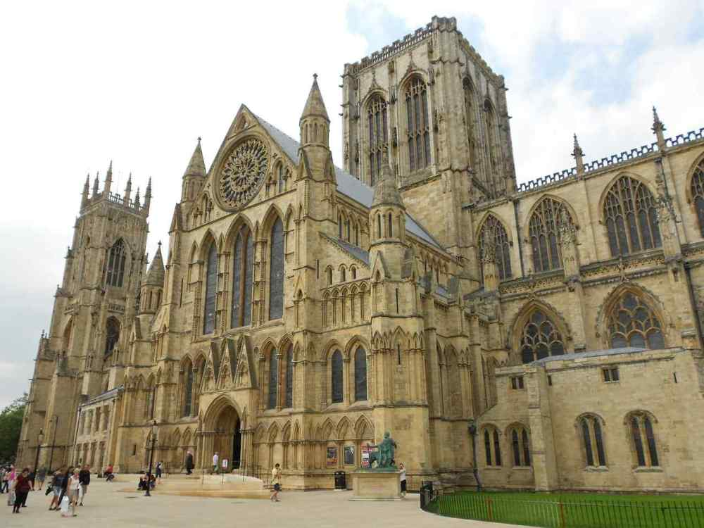 York Minster, York, United Kingdom