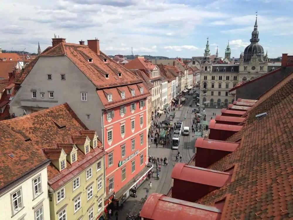 Graz City Styria