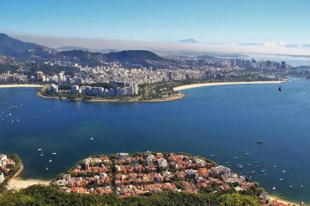GUANABARA BAY, BRAZIL