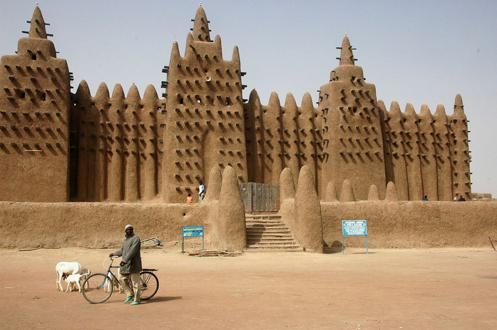 GREAT MOSQUE OF DJENNE, Mali