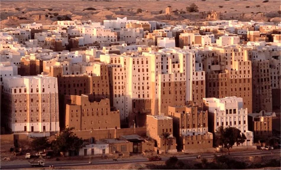 SHIBAM, Town in Yemen