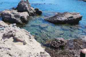 Beautiful beaches in Rhodes