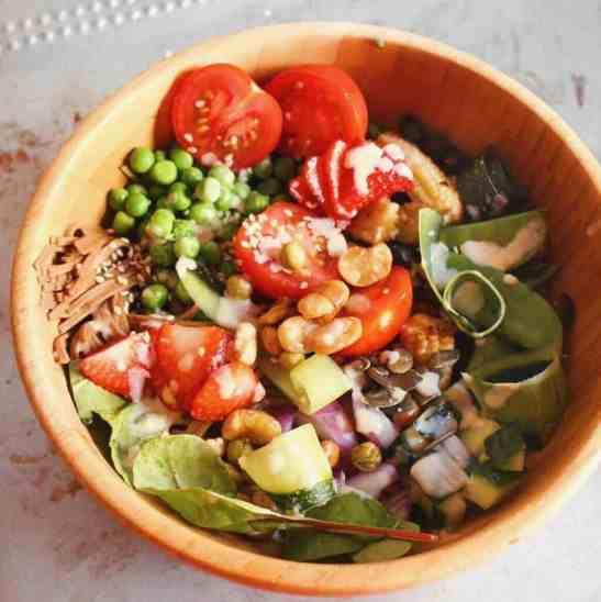Vegan Buddha Bowl Recipe