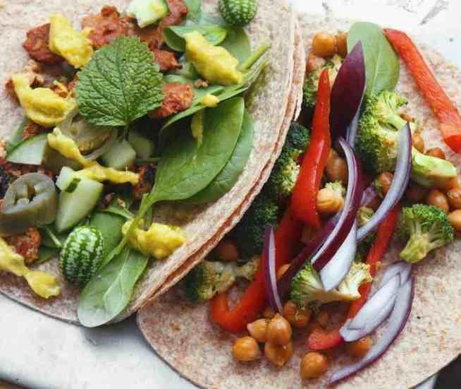 Spicy Vegan Taco Recipe