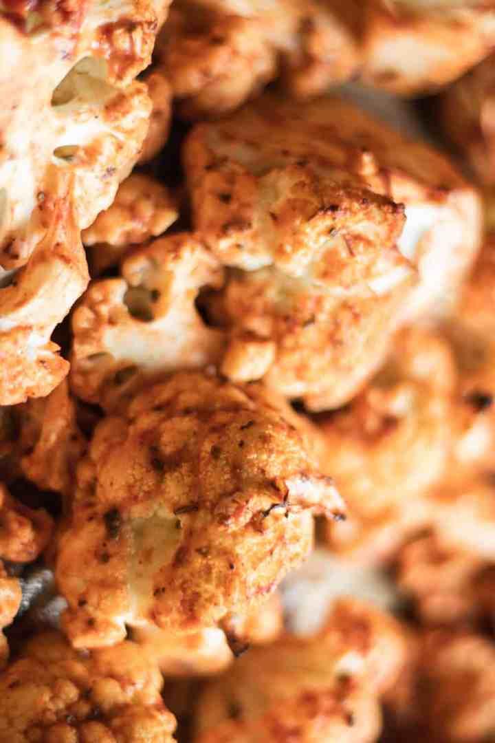 How to make vegan roasted cauliflower wings