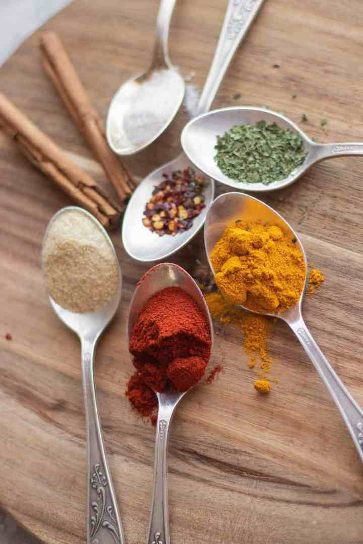 Spices and seasoning
