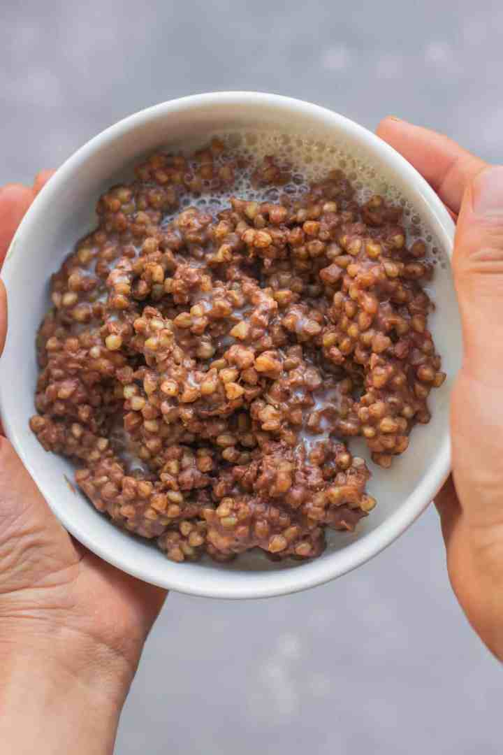 How to cook buckwheat porridge