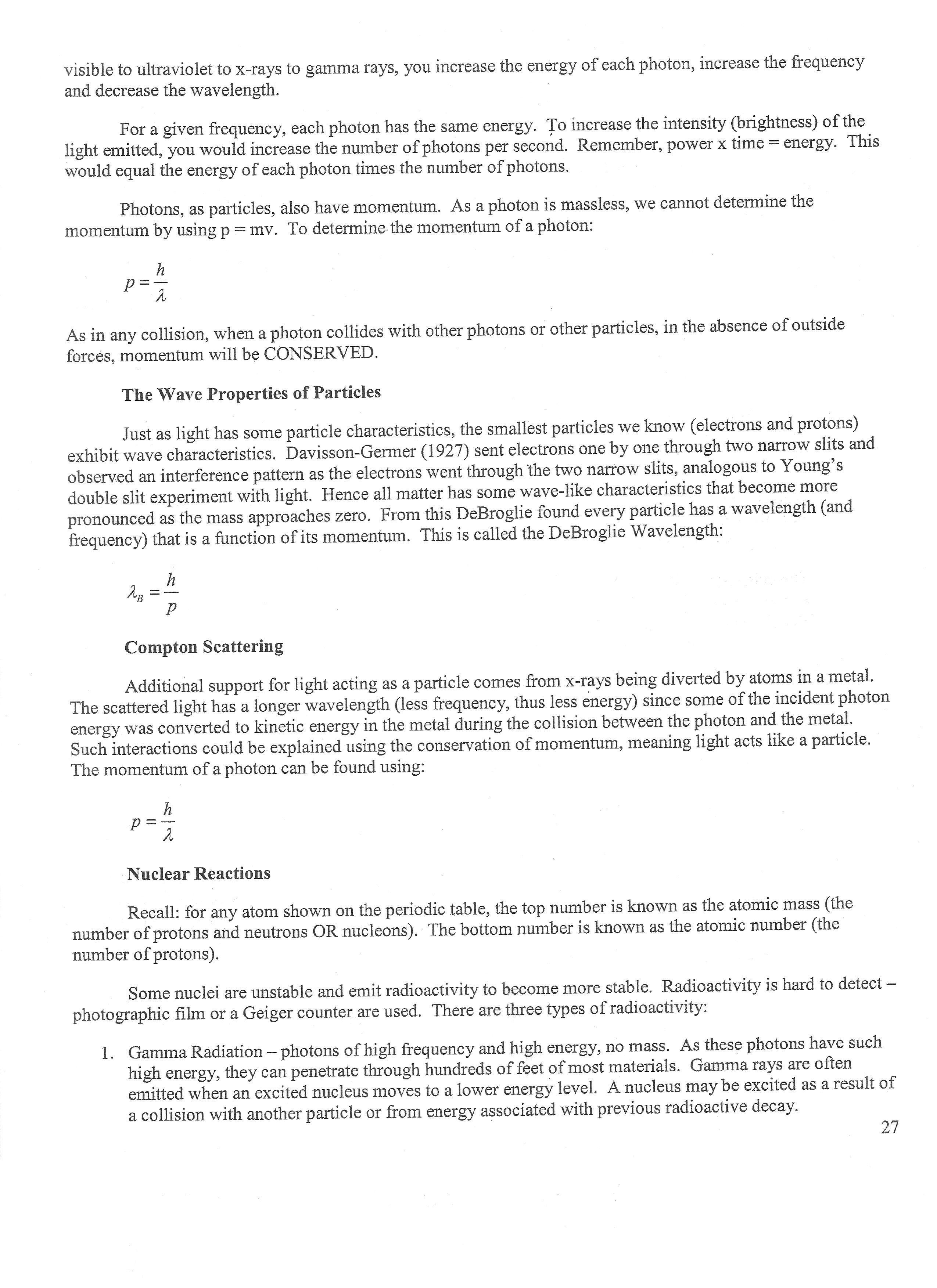 Light Intensity Equation Physics