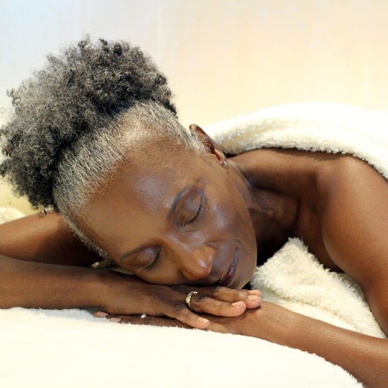 Spa Day Deep Tissue Massage