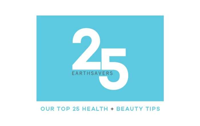 25 Years of Health + Beauty