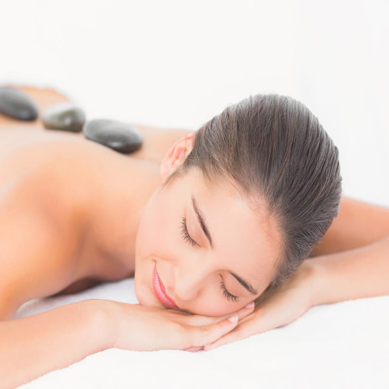 earthsavers hot stone massage