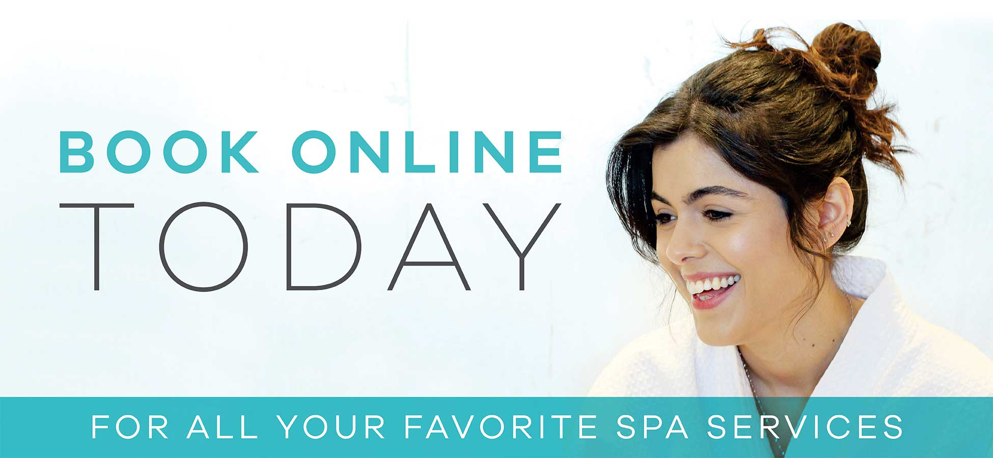 Spa Services book online
