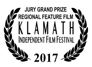 Jury Grand Prize Klamath Independent Film Festival