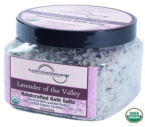 Bath Salt | Bath Soak (USDA Organic)