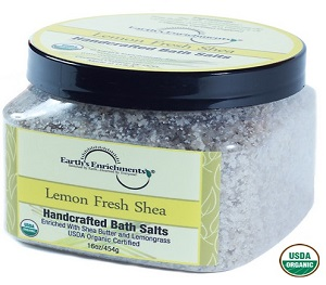 Salt Bath Soak (USDA Organic)