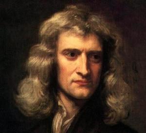 Happy Birthday to Isaac Newton |  Human world