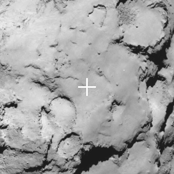 ESA announces landing site on Rosetta's comet | Science ...