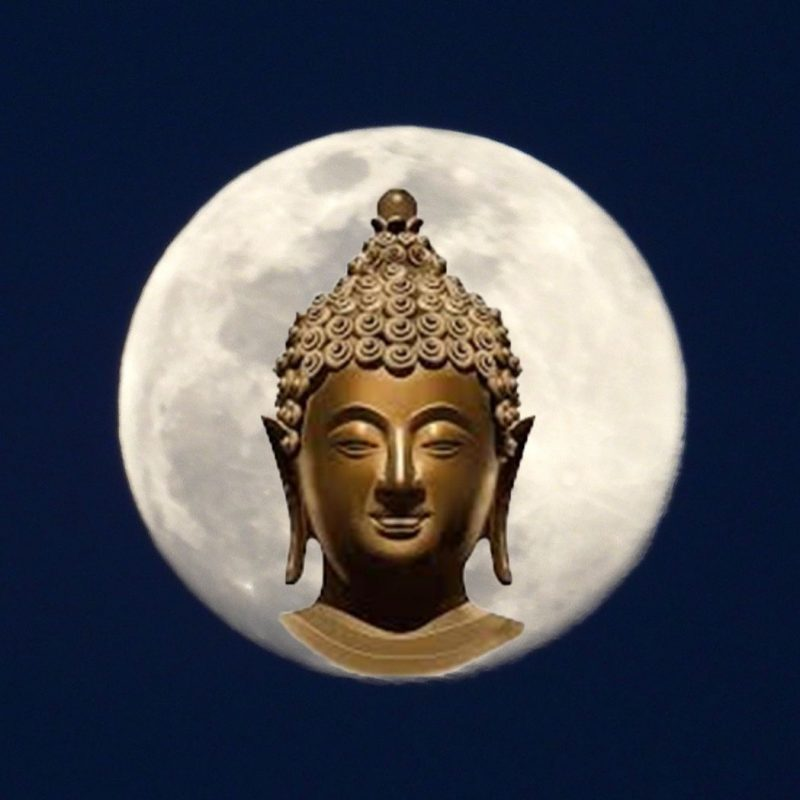 Happy Buddha Purnima On May 7 Today S Image Earthsky