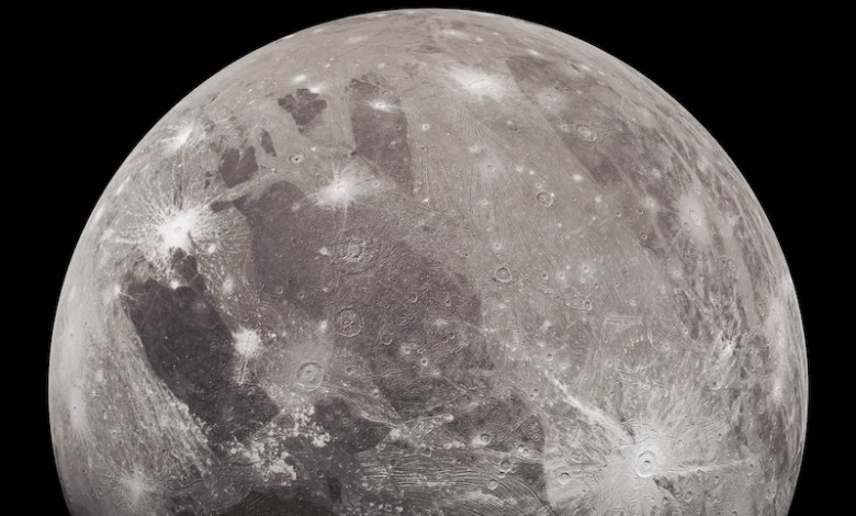 See 1st new images of Ganymede in over 20 years