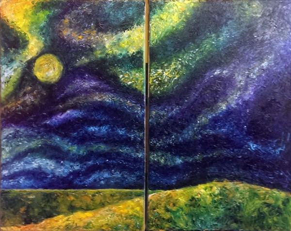 Bashaw Moonrise