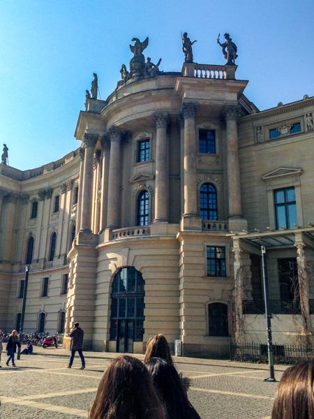 Bebelplatz Square Berlin must see