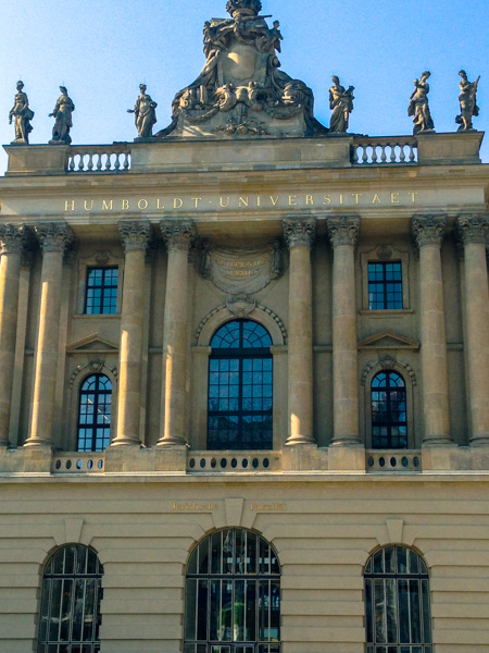 The library art places to see in Berlin