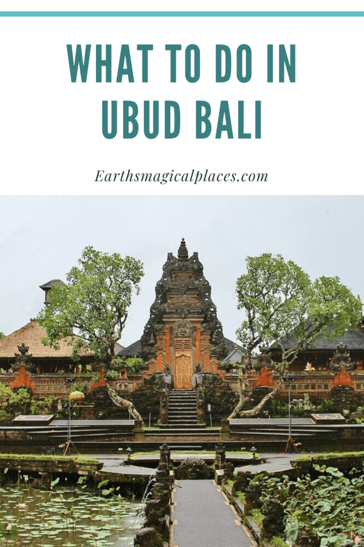 All the best things to do in Ubud Bali! This Ubud Bali Travel guide details all the things to add to your Bali bucket lists and itinerary. From Ubud market, to the rice fields and other activities... #Travel #Bali #Ubud