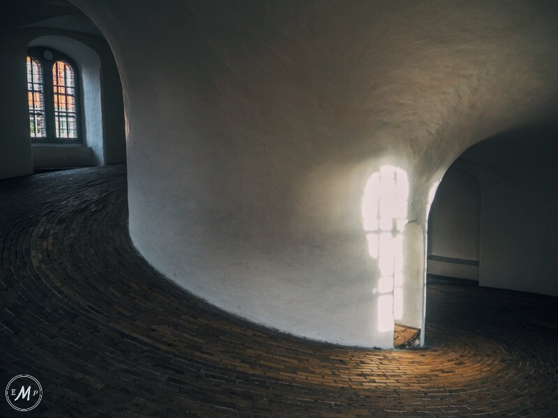a guide to visiting copenhagen in winter - round tower 2