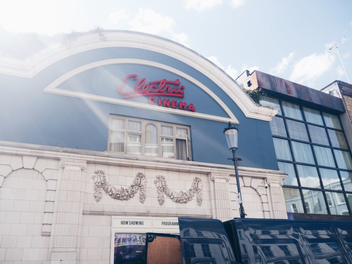 What to do in Notting Hill Vintage Cinema