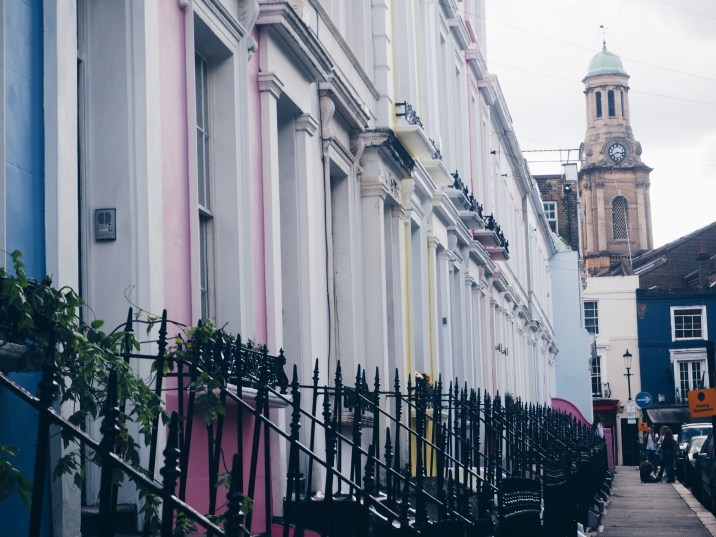 Where to go in Notting Hill