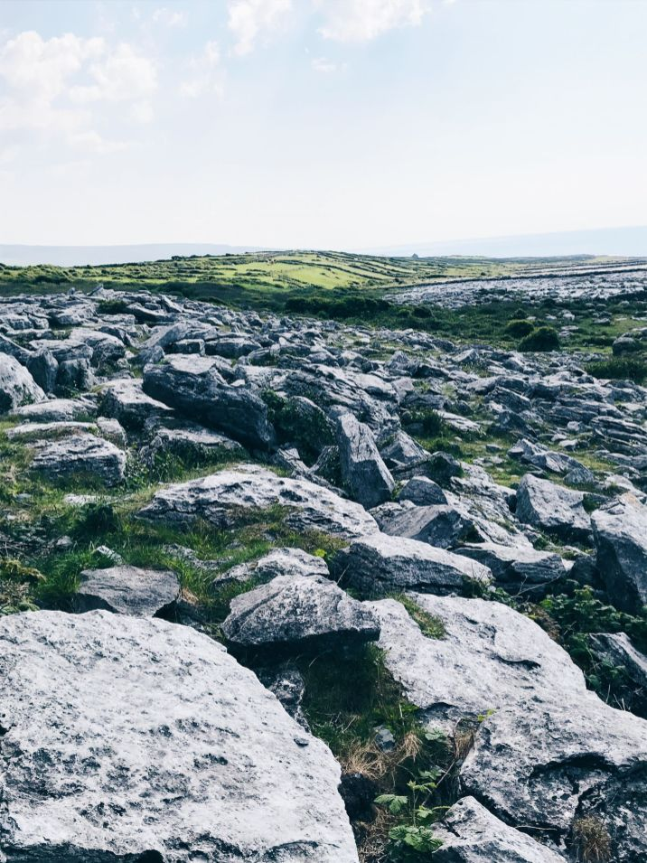 The Burren Ireland - Budget Ireland Itinerary