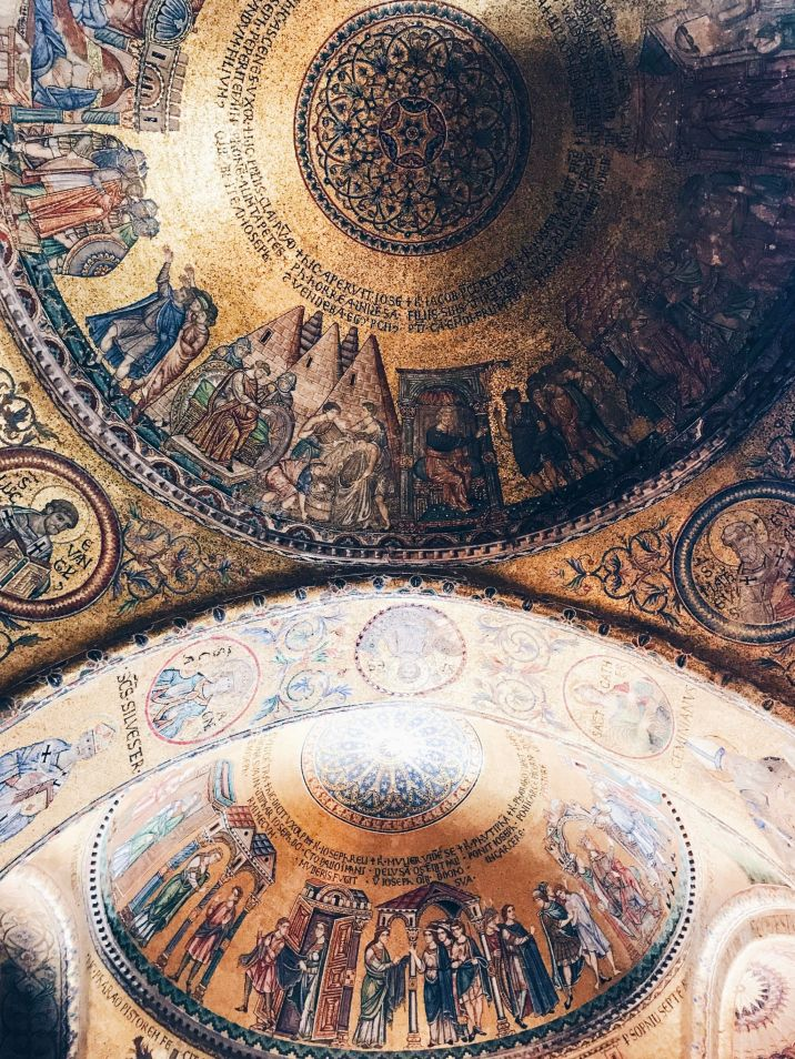 What to do in venice - visit St Marks Basilica