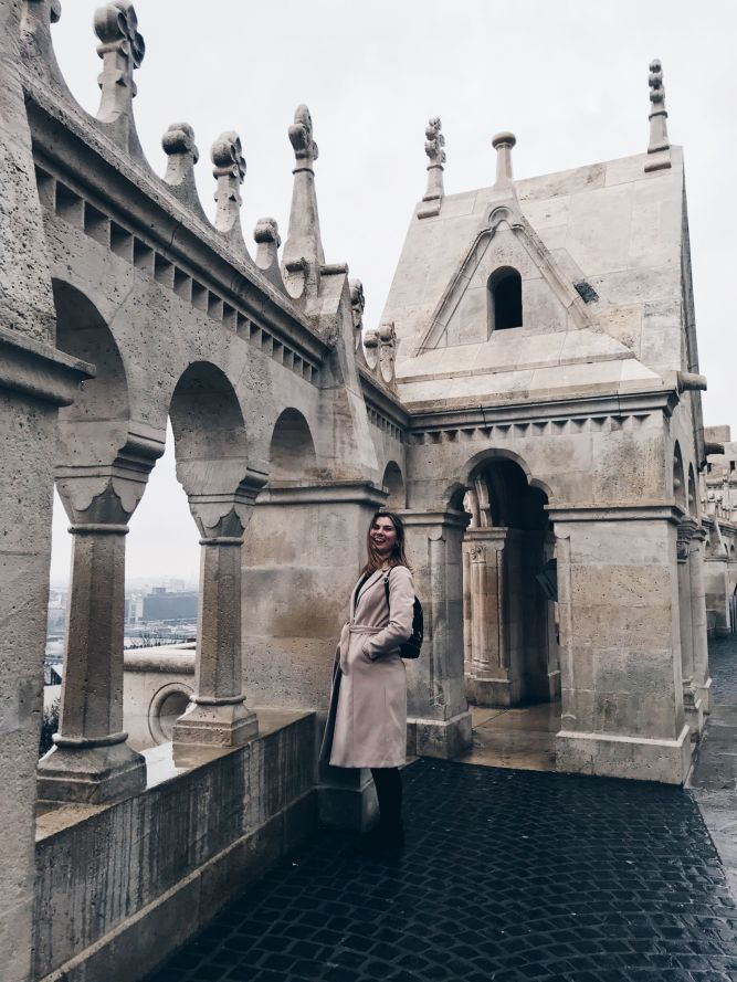 3 days in budapest - Fisherman's Bastion