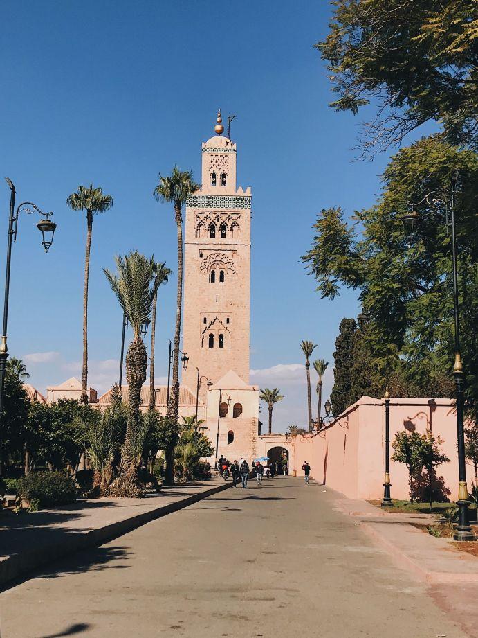 Koutoubia Mosque 2