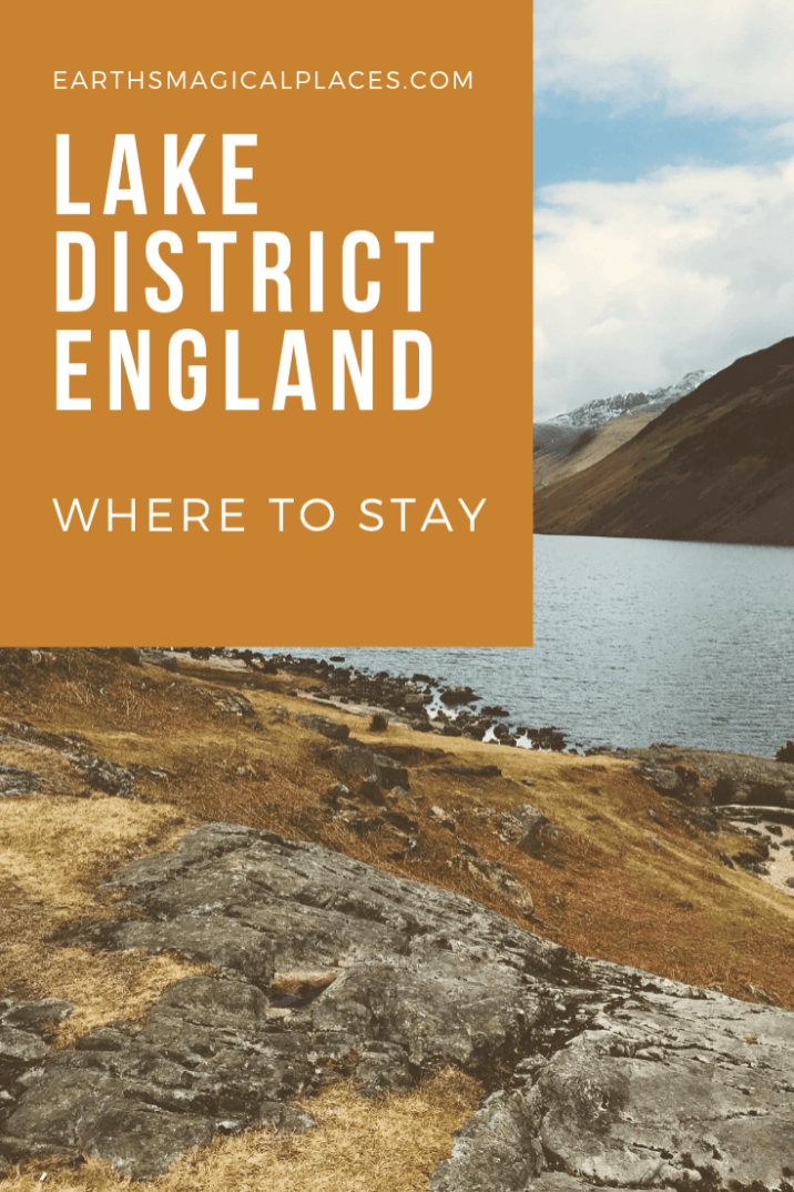 Planning a trip to the Lake District England? Then this guide of where to stay is for you! It focusses on the area of Wasdale, and includes all the best places for camping, the best cottage homes to rent, and suggestions of hotels! #camping #LakeDistrict #hotels #cottage #homes