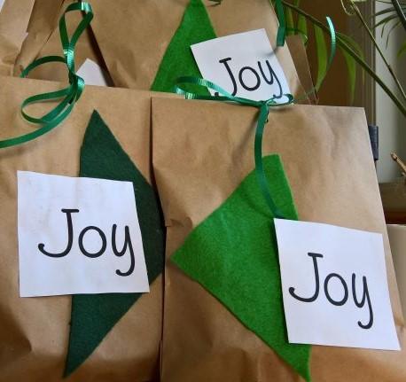 earthsplash gift bag