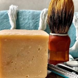 earthsplash shaving soap