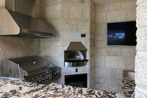 earthstone ovens wood gas fire ovens