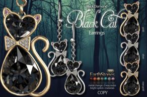 black-cat-earrings