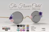 EarthStonesFlowerChildGlasses - Spring Fling