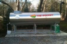 A900 RCS Rocket 225x150 Green Tech