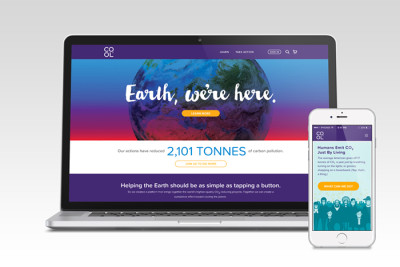 CoolEffect Homepage FINAL 400x267 Cool Effect Launches Beta Platform for Individuals to Take Action on Climate Change