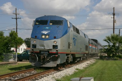 amtrak 400x267 Amtrak or Bust: Why Isnt Green Rail Travel Bigger in the U.S.?